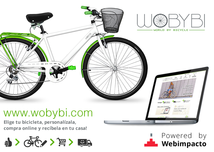 Bicicletas Urabanas personalizadas