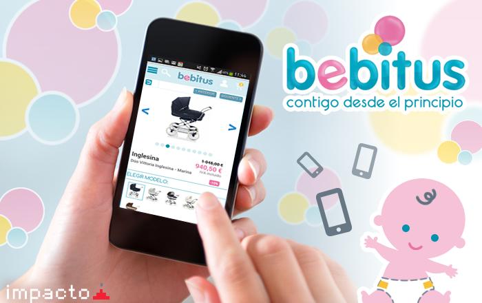 Bebitus lanza su versión móvil basada en Prestashop