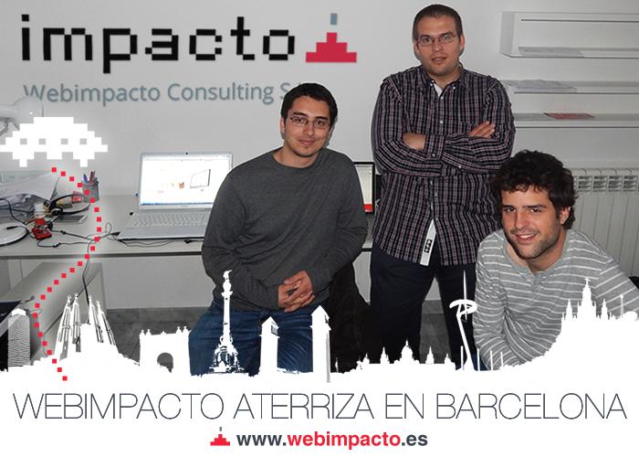 ¡Webimpacto en Barcelona!