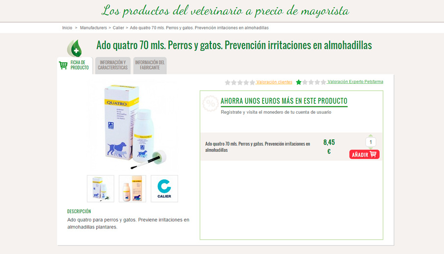 Petsfarma Productos