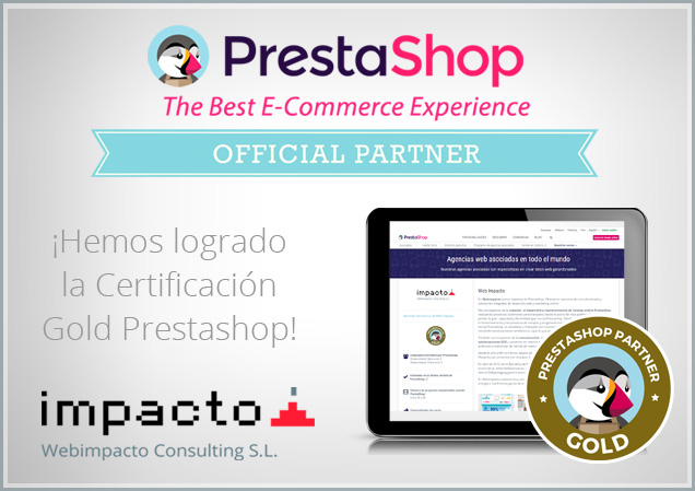 Webimpacto Prestahop Gold