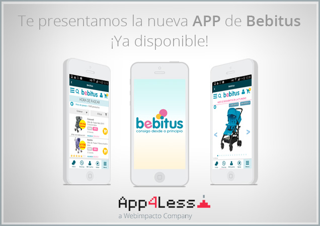 App Bebitus - App4less