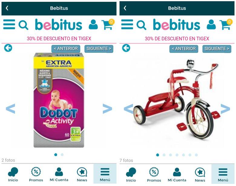 app bebitus 2 - app4less
