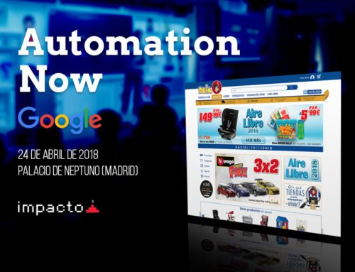 Evento de Google: Automation Now