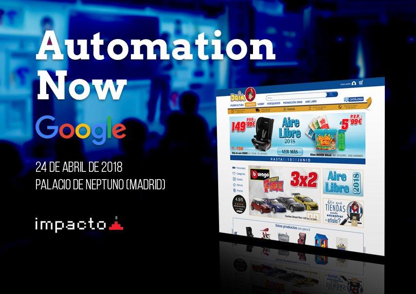 Automatización de pujas gracias a Google