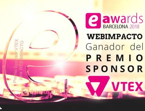 eShow Barcelona 2018: Premio VTEX en eAwards