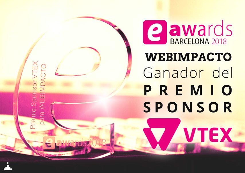 Premio partner VTEX Webimpacto