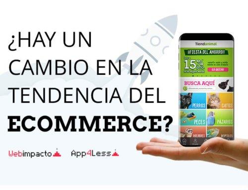 ¿Hay un cambio en la tendencia del eCommerce?