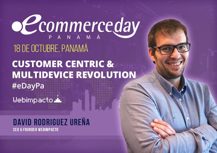 eCommerce Day Panamá 2018 - David Rodriguez será ponente