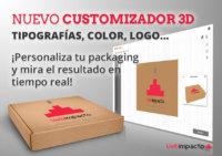Configurador 3d para productos ecommerce