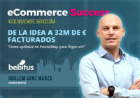 Conferencia Ecommerce Guillem Sanz Bebitus