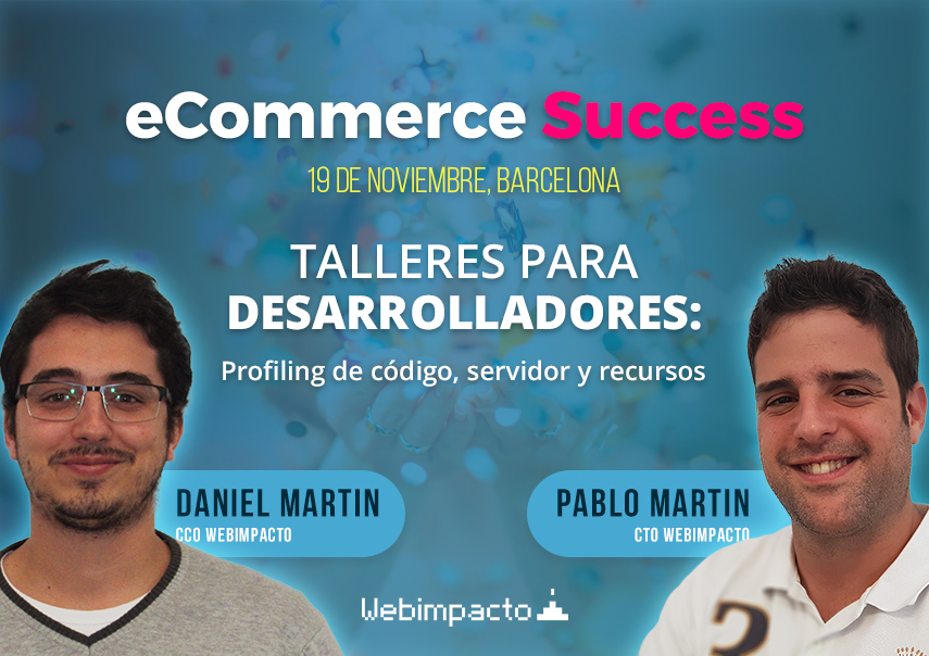 eCommerce Success Taller WebImpacto