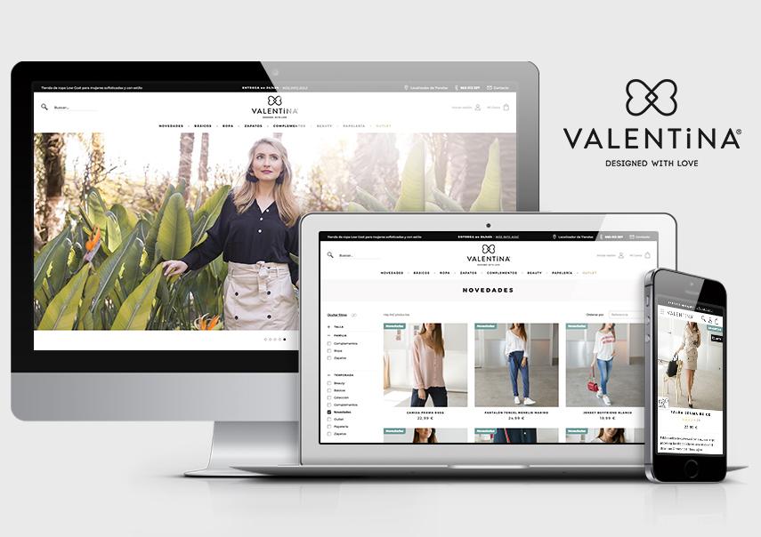 Caso de éxito en migración web SEO: La Tienda de Valentina